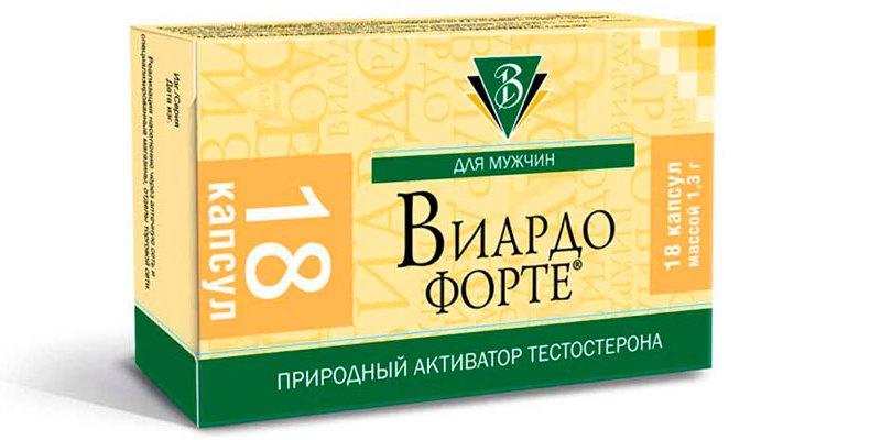 Препараты для повышения потенции у мужчин виардо