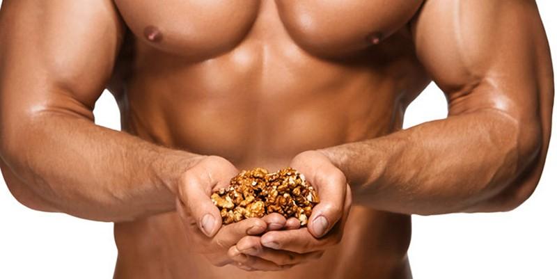 Как влияют орехи на мужскую потенцию