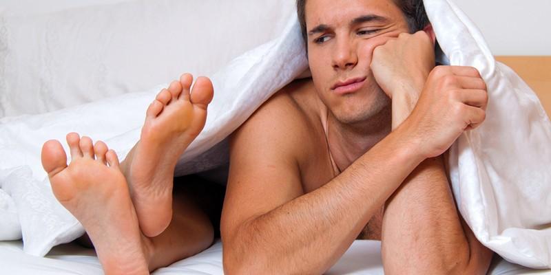 Причины импотенции у мужчин в 30