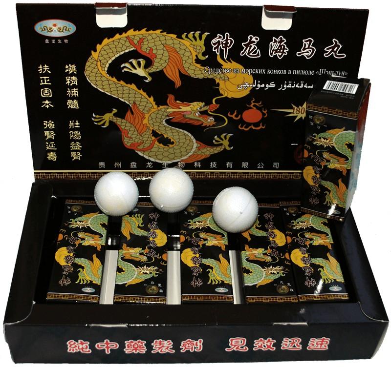 Китайский шарики для потенции