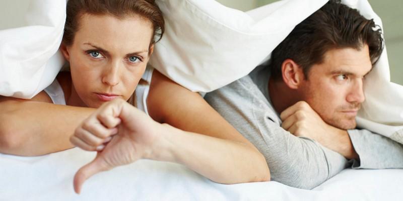 Почему у мужчин возникают проблемы с потенцией