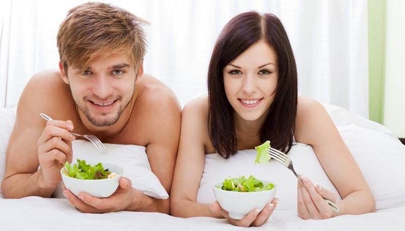 Питание для мужчины для хорошей спермы зачатие сообщение