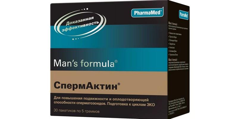 Спермактин аналог Спемана