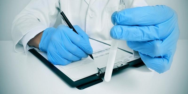 Анализ спермограммы для определения бесплодия