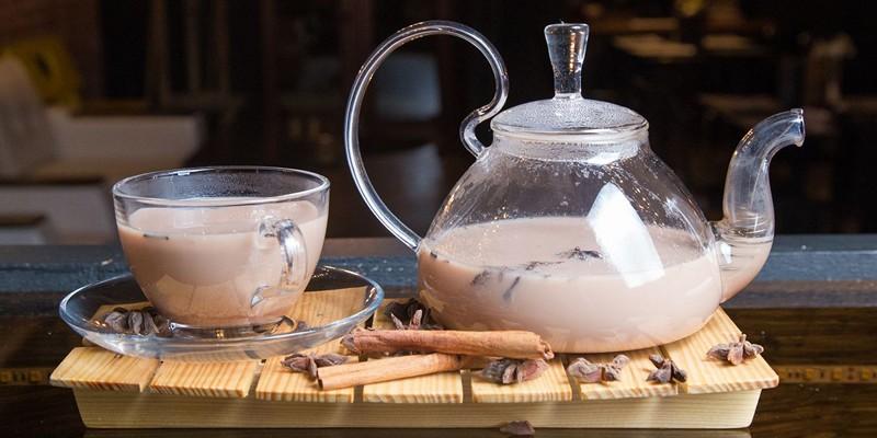 Анис, настоянный на молоке