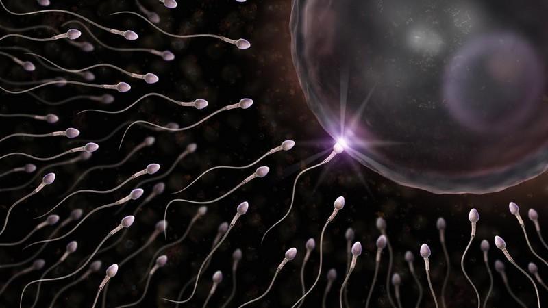 Последствия появления коричневой спермы