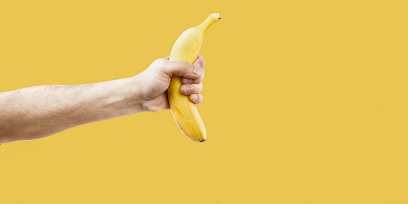 Сперма желтого цвета