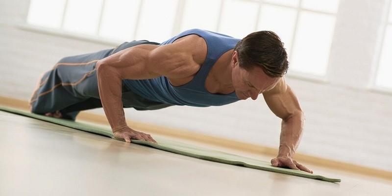 Занятия спортом улучшают выработку гормонов