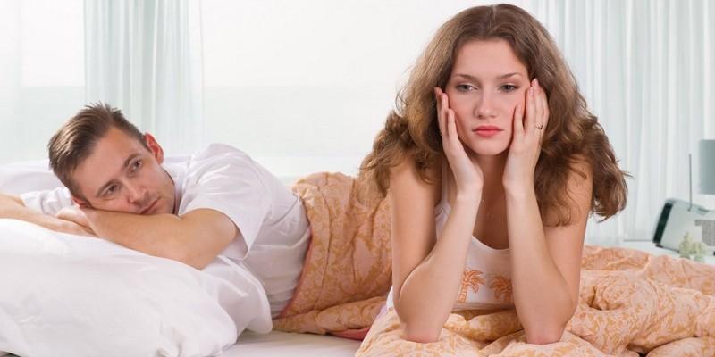 Половой акт при молочнице