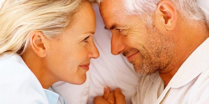 Сексуальная жизнь в 60 лет у женщин