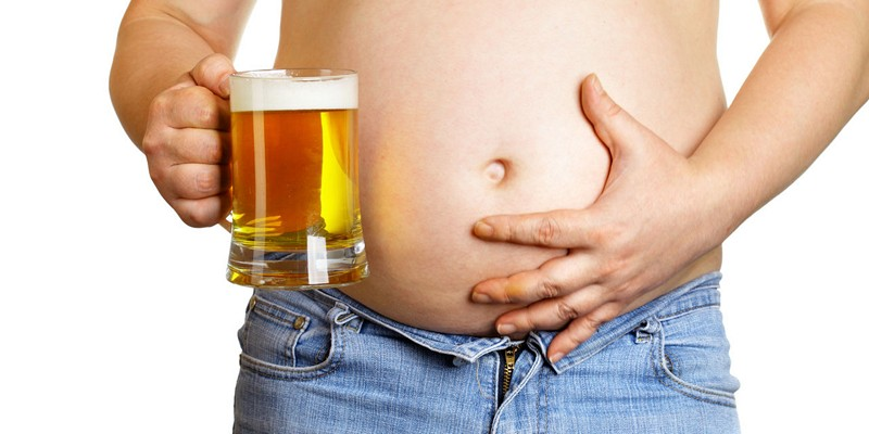 вред употребления пива