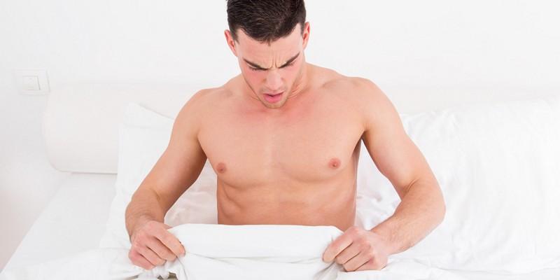 Первые симптомы молочницы у мужчин