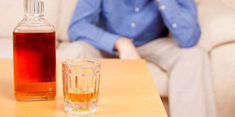 крепкие напитки и потенция