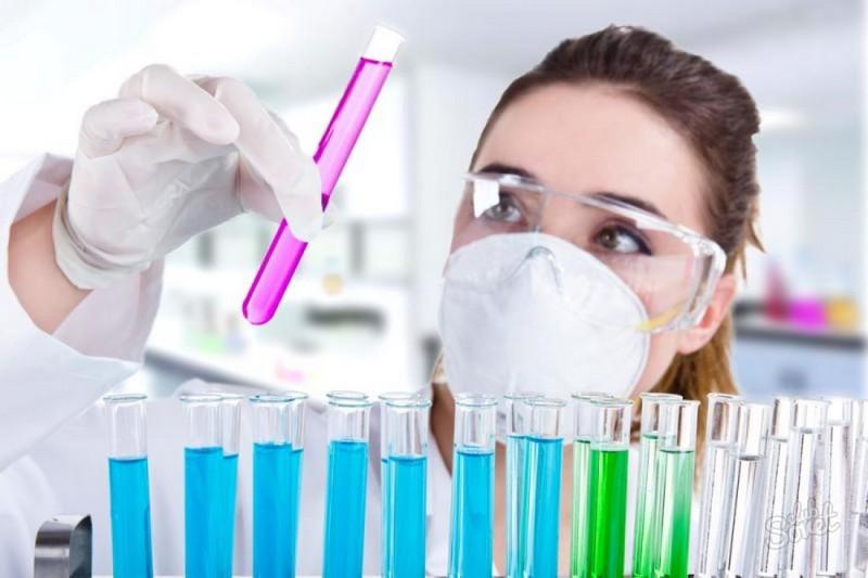 Расшифровка данных лабораторного исследования