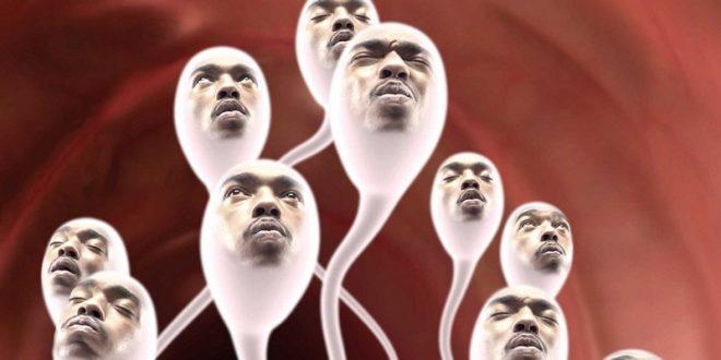 Сперма странного цвета