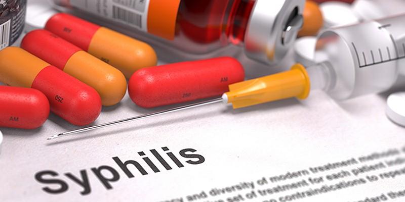 антибиотики при сифилисе