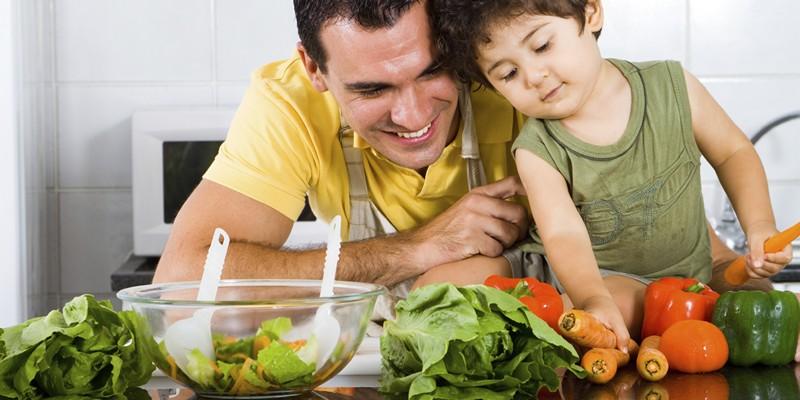 питание мужчины при выделениях