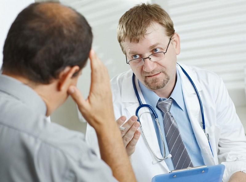 Лечение кандидозного простатита
