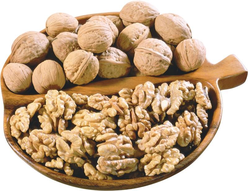 Орехи при простатите у мужчин