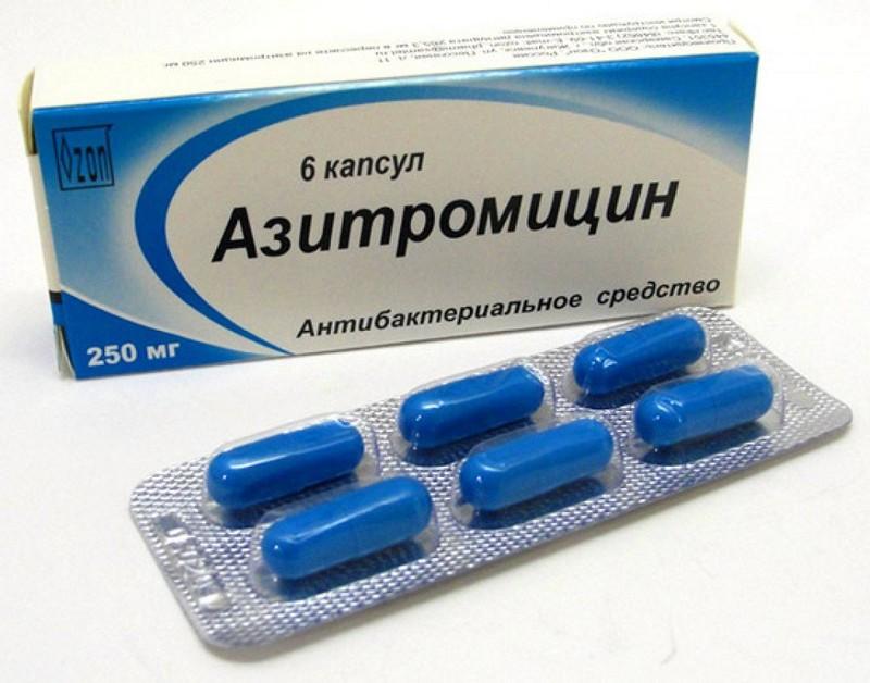 Хлламидиоз и азитромицин