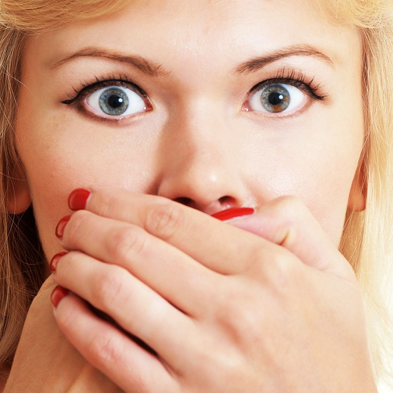 Сифилис в полости рта