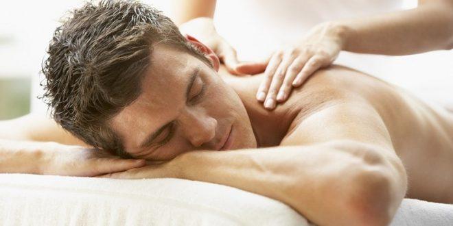 Точки массажа для повышения потенции у мужчин