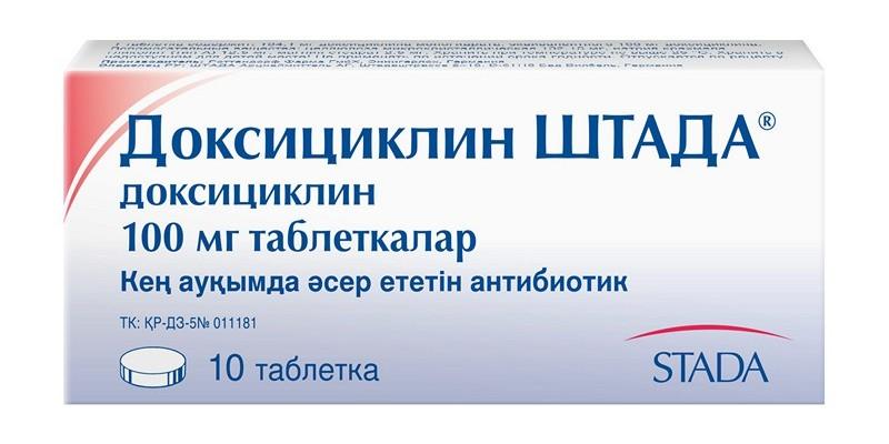 Доксициклин при сифилисе