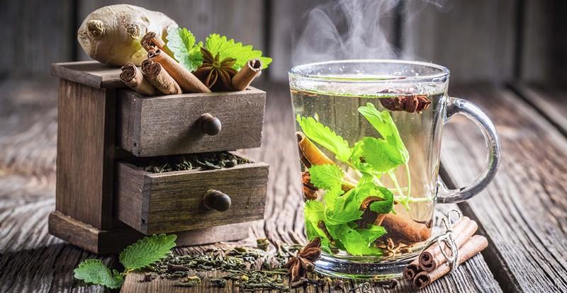 Имбирный чай для либидо