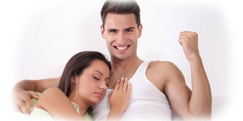 Как помочь мужчине восстановить силы после секса