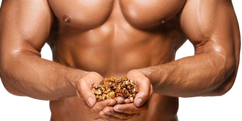 орехи для потенции
