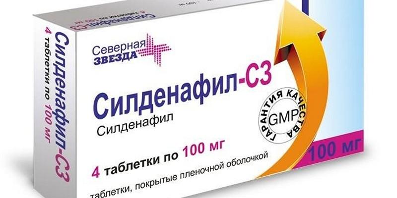 Северная звезда таблетки для потенции