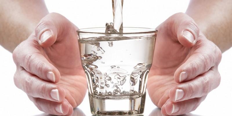 Заговор воды