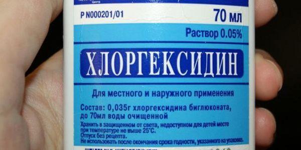 Как применять Хлоргексидин от молочницы у женщин и мужчин